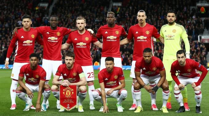 Manchester United. Foto: Matt West/Bpi/Rex/Shutterstock / MATT WEST/BPI/REX/SHUTTERSTOCK/I REX FEATURES