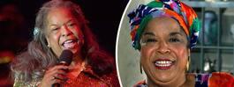 Jazzlegendaren Della Reese är död