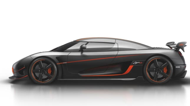 koenigsegg agera rs r redan sluts ld allt om bilar expressen. Black Bedroom Furniture Sets. Home Design Ideas