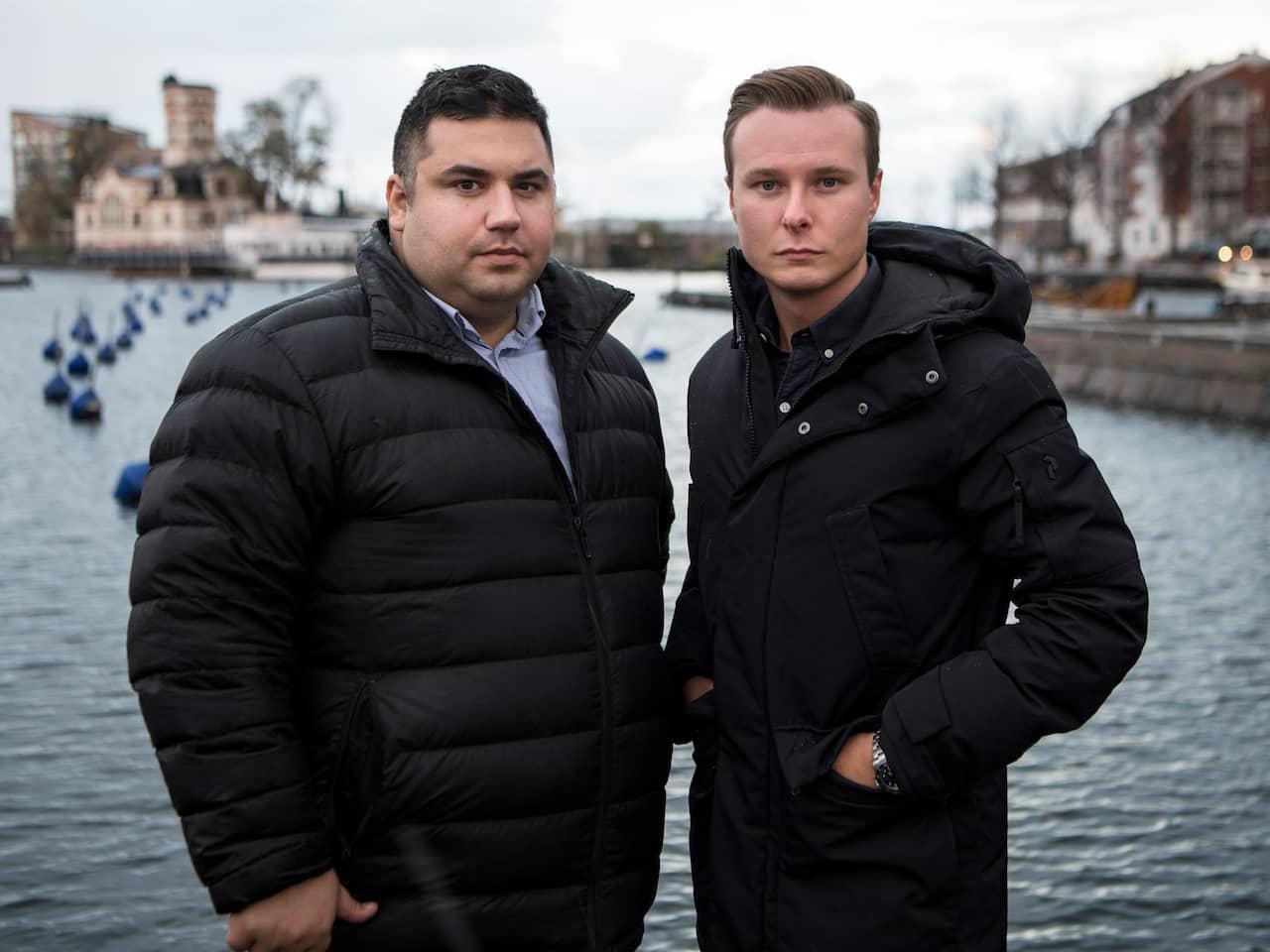 Kim Malmgren & Alex Ljungdahl