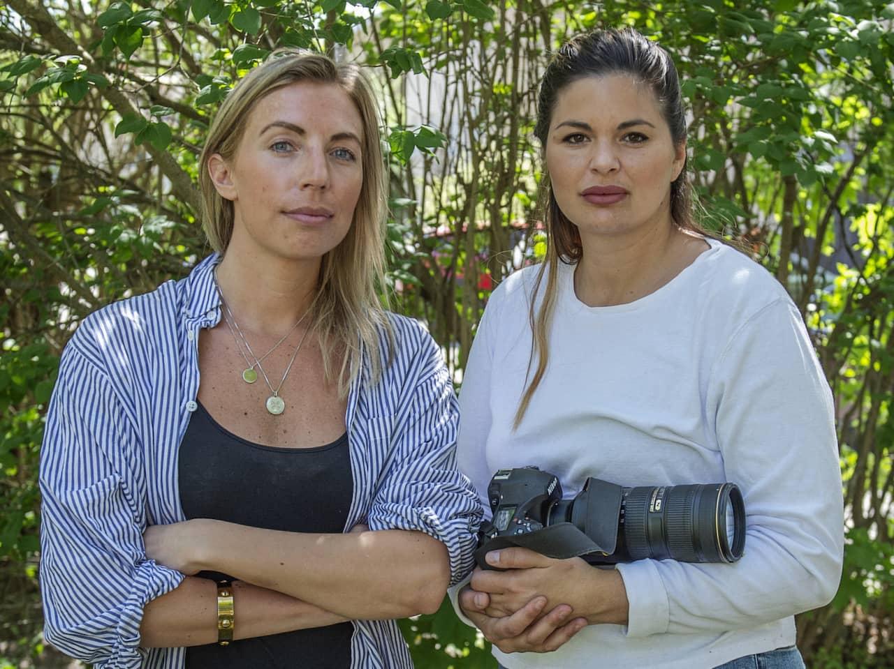 Karolina Skoglund & Anna-Karin Nilsson