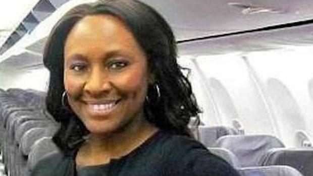 Flygvärdinna räddade flicka från trafficking
