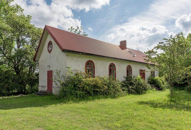 Hemnet Kalkstenskapell till salu på Gotland Leva& bo