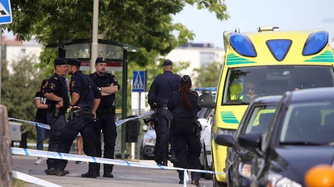 Gängskjutningar har slukat mycket av polisens resurser. Foto: JANNE ÅKESSON / SWEPIX
