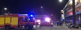 Knivman till attack på  bio i Frankrike