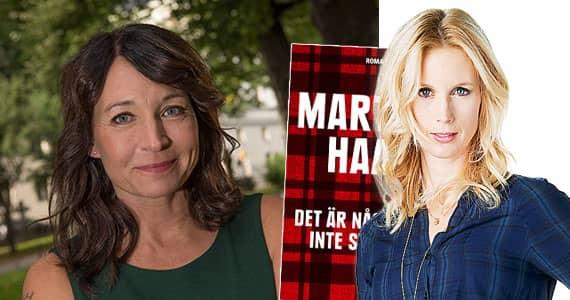 Jag läser Martina Haag med skräck och skam | Jenny Strömstedt | Expressen
