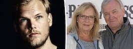 """Tim """"Avicii"""" Berglings familj  i öppet brev: Orkade inte längre"""