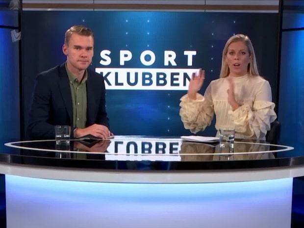 Se senaste avsnittet av Sportklubben –23 oktober
