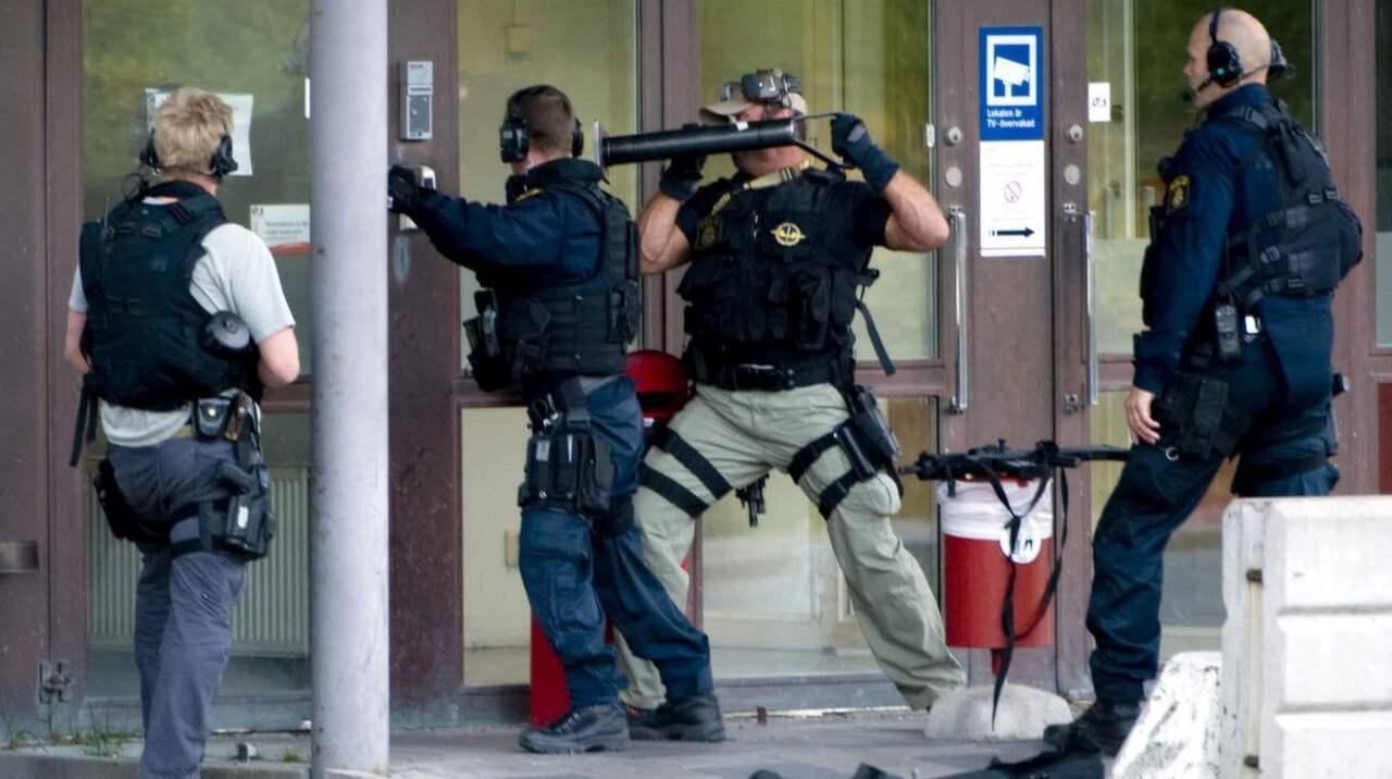 västberga polisen