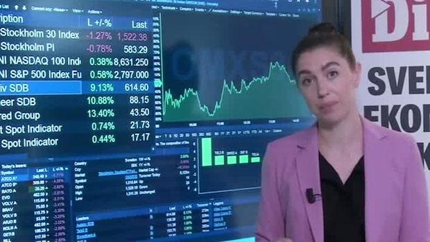 Marknadskoll: Veoneer och Kindred toppar börsen