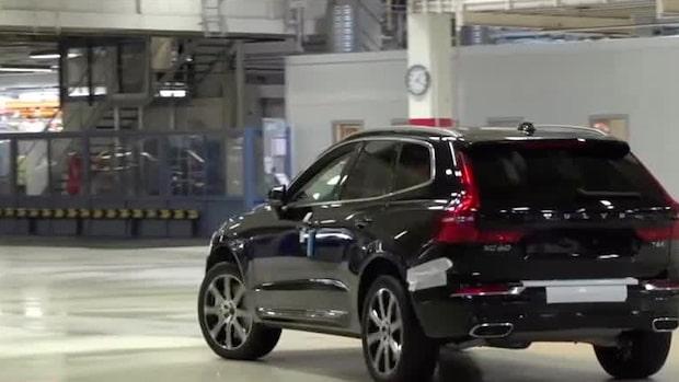 Volvo gör största återkallelsen någonsin