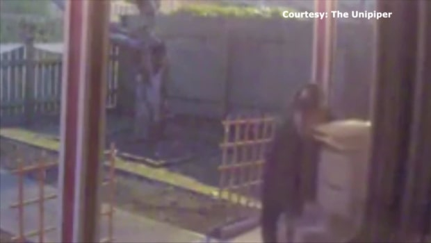 Pakettjuven slår till - får med sig blöjor