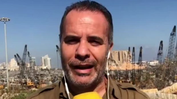 Oroligheter i Libanon –  protester mot korruption