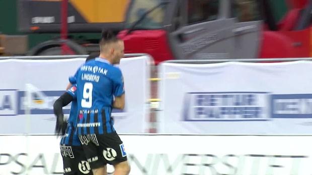 Höjdpunkter: Sirius-AFC Eskilstuna