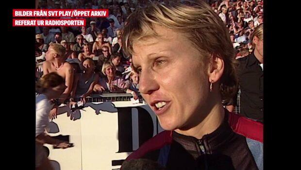 Ludmila slår tillbaka mot dopinganklagelserna