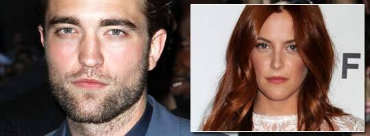 som dejtar Rob Pattinson