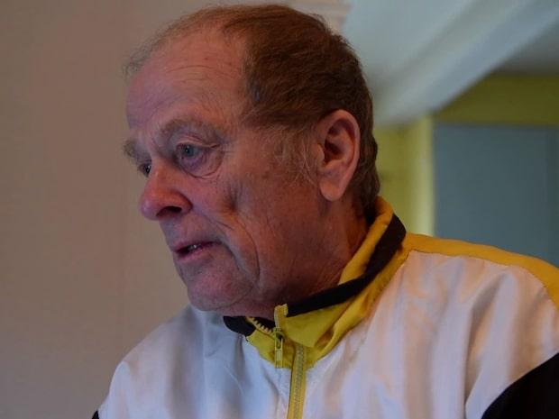 """Olle, 75, skjuten på joggingturen: """"Han siktar ju för att döda"""""""