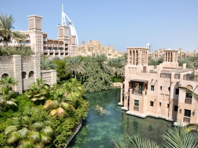 <span>Dubai har både värme, kultur och shopping.</span>