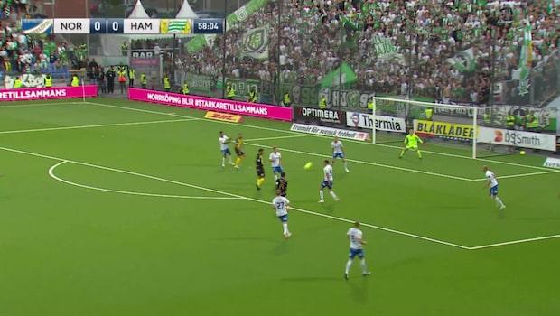 Höjdpunkter: IFK Norrköping-Hammarby
