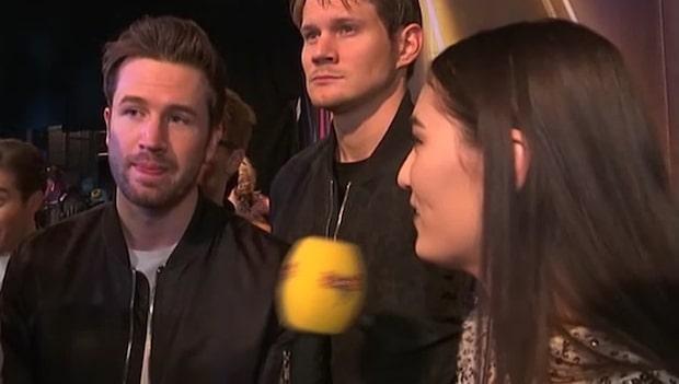 """Chris Martland om Lisa Ajax: """"Hon är en jättebra tjej"""""""