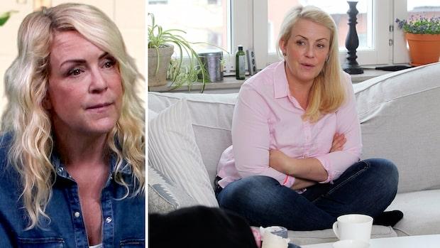 """Komikern Karin Adelsköld hamnade på psykakuten: """"Jag tappade sju år"""""""