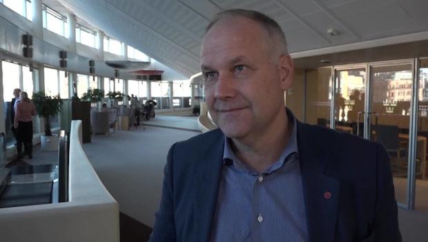 """Jonas Sjöstedt: """"Stefan Löfven har svår uppgift"""""""