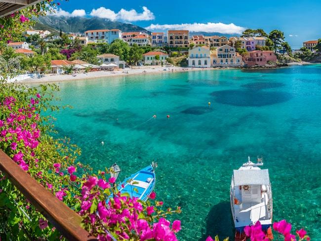 Just nu är det billigt att resa till Kreta.