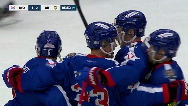 Highlights: Oskarshamns första seger –efter 14(!) förluster