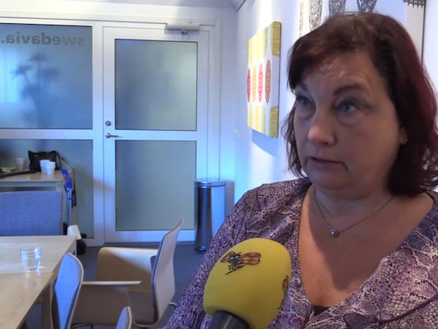 """Annika Stenberg: """"Vi är i en utsatt och pressad situation"""""""