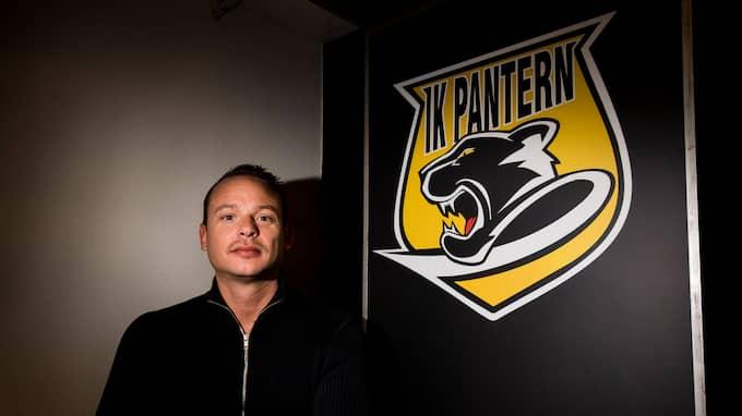 Panterns ordförande Mattias Schönhult. Foto: PETTER ARVIDSON / BILDBYRÅN