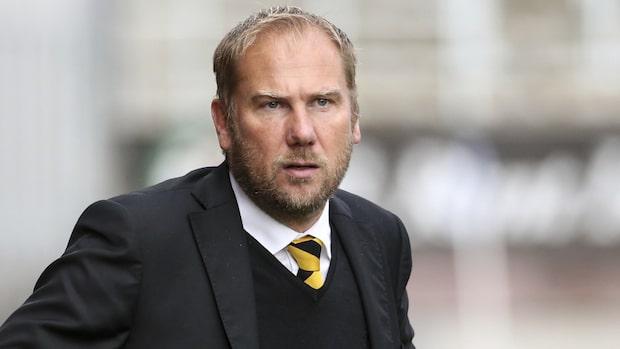 """""""Han är nog längst ner på Blåvitt-fansens lista"""""""