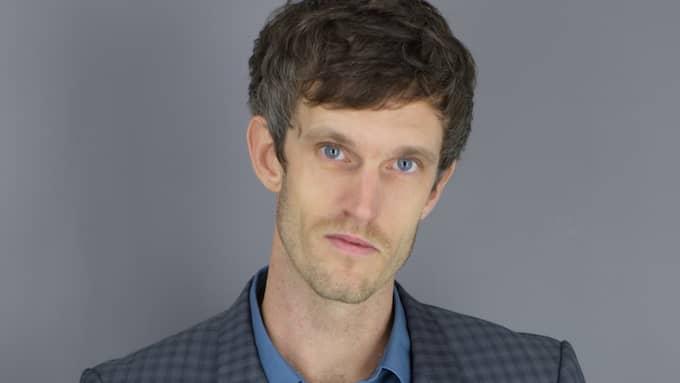Jojje Olsson, författare och frilansjournalist bosatt i Taiwan. Foto: PRESSBILD