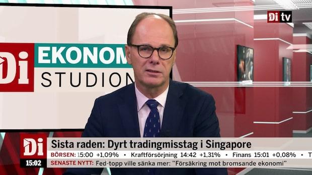 Dyrt tradingmisstag i Singapore – man kostade sin arbetsgivare 3,1 miljarder