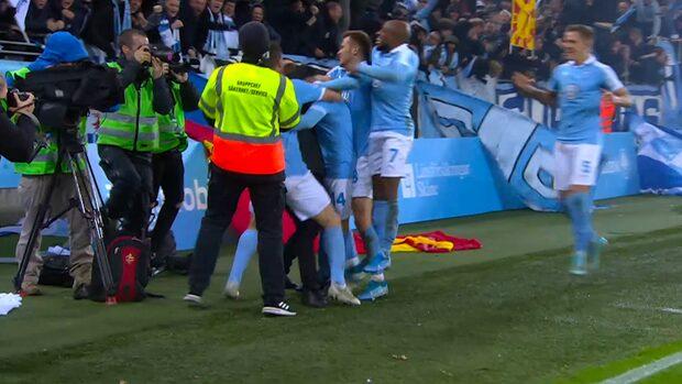 Höjdpunkter: Malmö FF hänger på i guldstriden - AIK borta