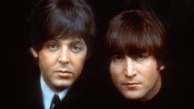 Paul McCartneys barnbarn – en kopia