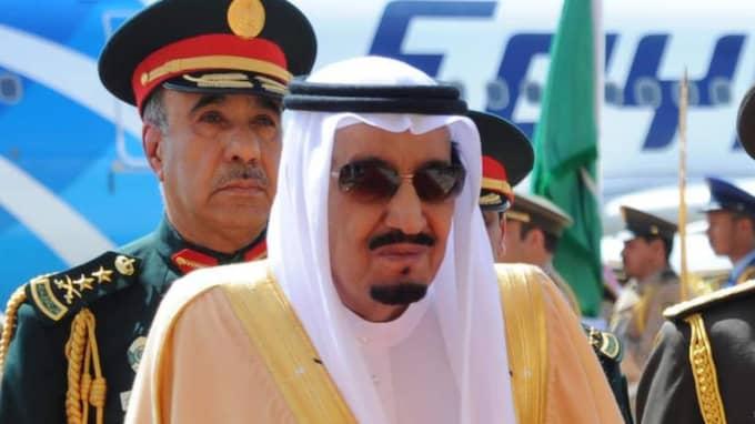 Saudiarabiens kung Salman. Foto: Xinhua / Polaris