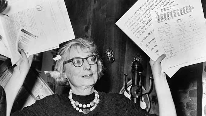 Jane Jacobs. Foto: NEW YORK WORLD-TELEGRAM