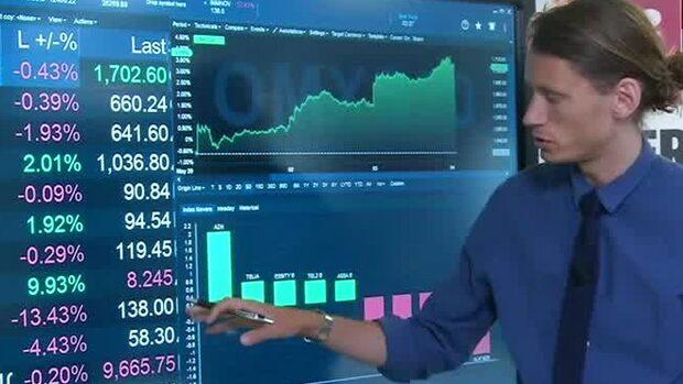 Marknadskoll: Börsen fortsatt ner - AstraZeneca mot strömmen