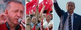 Valet i Turkiet kan bli jämnare än på länge