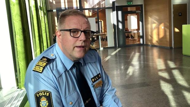 Polismästaren: Kriminaliteten har kylts ned