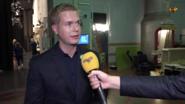 """Fridolin: """"Åkesson vill inte att vi pratar om klimatfrågan"""""""