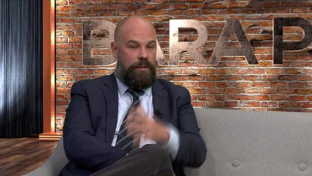 Bara Politik: Intervju med S-debattören Daniel Suhonen