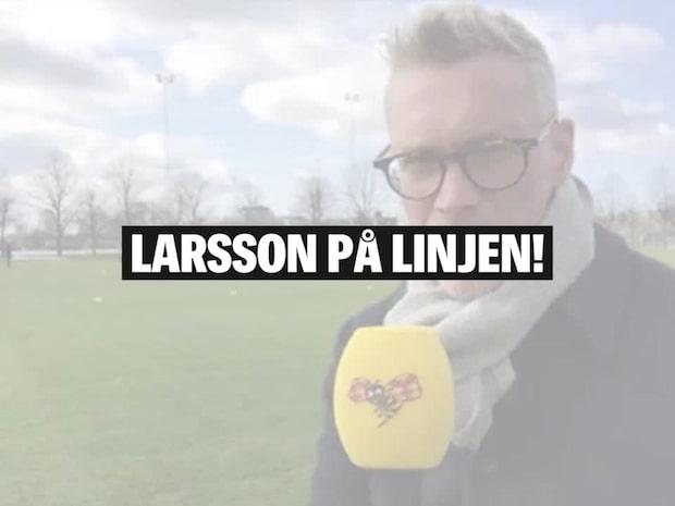 """Larsson på Linjen –""""Det är Malmö FF:s stora utmaning"""""""