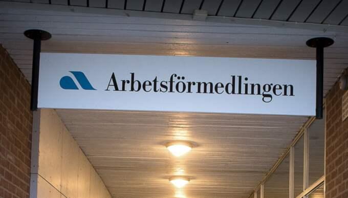 2019 räknar AF med att det behövs uppåt 12 extramiljarder för att klara myndighetens jobbprognos. Foto: Tommy Pedersen
