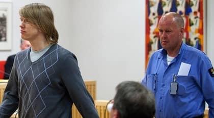 Mats Alm misstänks för mord på sin sambo, Linda Chen. Foto: Tommy Pedersen