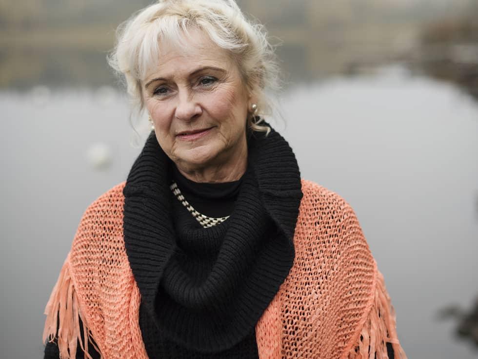 Birgitta upplever att hon tas emot med suckar när hon söker hjälp. Foto: IZABELLE NORDFJELL / BILDBYRÅN