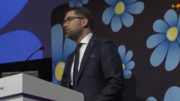 """Jimmie Åkesson har störst förtroende av partiledarna: """"Har att göra med invandringsfrågan"""""""
