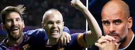 Uppgifter: Pep ska locka Iniesta till City