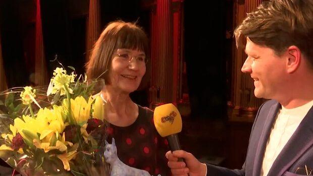 """Gunilla Lundgren: """"Jag är jätteglad"""""""