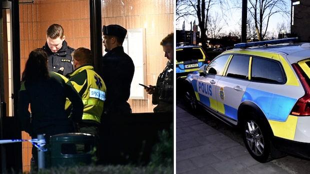 Kvinna till sjukhus efter våldsbrott i Malmö